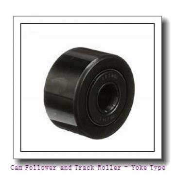 IKO NAST17ZZUUR  Cam Follower and Track Roller - Yoke Type