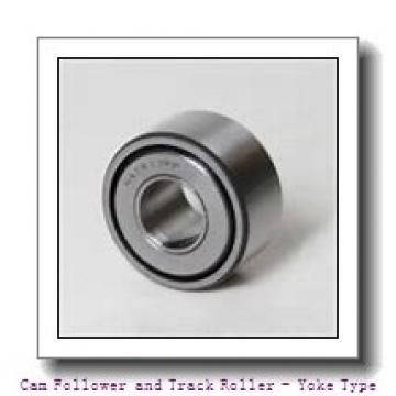 17 mm x 40 mm x 21 mm  SKF NATR 17 PPXA  Cam Follower and Track Roller - Yoke Type