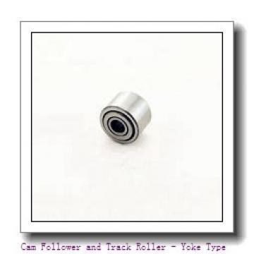 6 mm x 19 mm x 12 mm  SKF NATV 6 PPXA  Cam Follower and Track Roller - Yoke Type