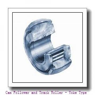 20 mm x 47 mm x 25 mm  SKF NATR 20 PPA  Cam Follower and Track Roller - Yoke Type