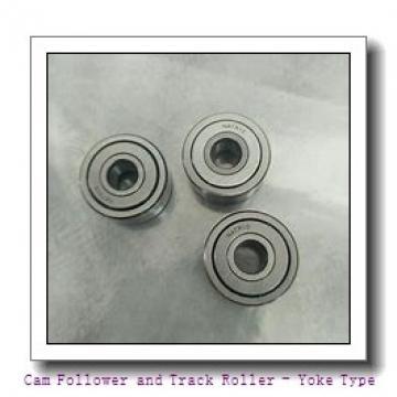IKO NAST15ZZUUR  Cam Follower and Track Roller - Yoke Type