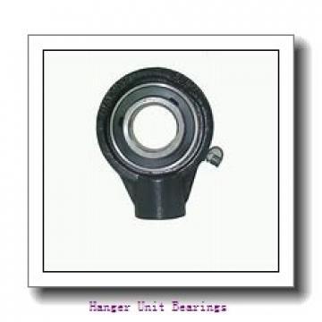 AMI MUCHPL206-20CB  Hanger Unit Bearings