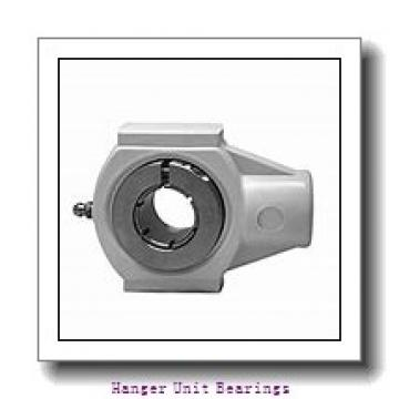 AMI MUCHPL206-19RFW  Hanger Unit Bearings