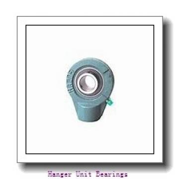 AMI MUCHPL201-8CEB  Hanger Unit Bearings
