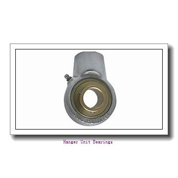 AMI MUCHPL204CEW  Hanger Unit Bearings