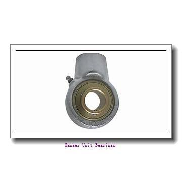AMI MUCHPL207-22CB  Hanger Unit Bearings
