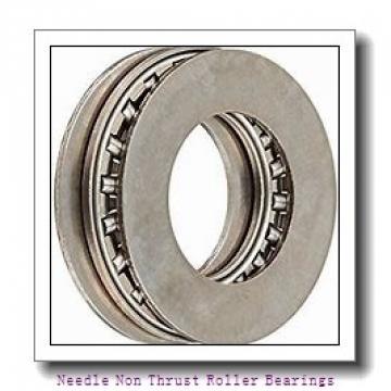 0.75 Inch   19.05 Millimeter x 1 Inch   25.4 Millimeter x 0.625 Inch   15.875 Millimeter  KOYO M-12101  Needle Non Thrust Roller Bearings