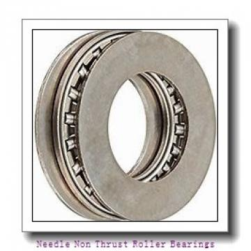 1.375 Inch | 34.925 Millimeter x 1.625 Inch | 41.275 Millimeter x 0.5 Inch | 12.7 Millimeter  KOYO B-228  Needle Non Thrust Roller Bearings