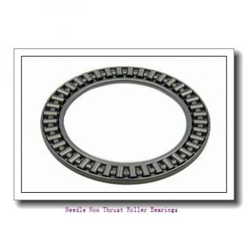 1.25 Inch   31.75 Millimeter x 1.5 Inch   38.1 Millimeter x 1.265 Inch   32.131 Millimeter  KOYO IR-2020  Needle Non Thrust Roller Bearings
