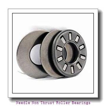 9.525 x 0.625 Inch | 15.875 Millimeter x 19.05  KOYO IR-061012 Needle Non Thrust Roller Bearings