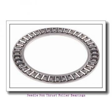 0.438 Inch | 11.125 Millimeter x 0.625 Inch | 15.875 Millimeter x 0.5 Inch | 12.7 Millimeter  KOYO B-78  Needle Non Thrust Roller Bearings