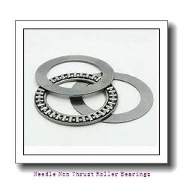 1.25 Inch | 31.75 Millimeter x 1.5 Inch | 38.1 Millimeter x 0.625 Inch | 15.875 Millimeter  KOYO B-2010  Needle Non Thrust Roller Bearings