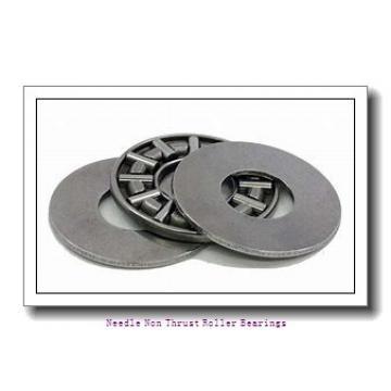 0.75 Inch   19.05 Millimeter x 1 Inch   25.4 Millimeter x 0.5 Inch   12.7 Millimeter  KOYO B-128  Needle Non Thrust Roller Bearings