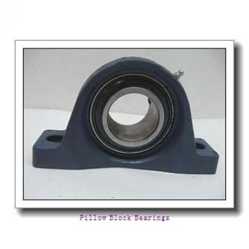 0.75 Inch | 19.05 Millimeter x 1.063 Inch | 27 Millimeter x 1.313 Inch | 33.35 Millimeter  TIMKEN SAS 3/4  Pillow Block Bearings
