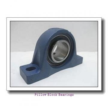 1.688 Inch | 42.875 Millimeter x 0 Inch | 0 Millimeter x 2.063 Inch | 52.4 Millimeter  TIMKEN SAK1 11/16  Pillow Block Bearings