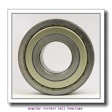 1.181 Inch | 30 Millimeter x 2.441 Inch | 62 Millimeter x 0.63 Inch | 16 Millimeter  SKF 7206  Angular Contact Ball Bearings