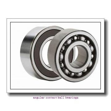 4.331 Inch | 110 Millimeter x 7.874 Inch | 200 Millimeter x 2.748 Inch | 69.8 Millimeter  SKF 5222C  Angular Contact Ball Bearings