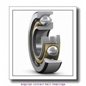1.181 Inch | 30 Millimeter x 2.441 Inch | 62 Millimeter x 0.63 Inch | 16 Millimeter  SKF 7206DU  Angular Contact Ball Bearings