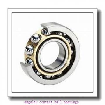 0.669 Inch | 17 Millimeter x 1.575 Inch | 40 Millimeter x 0.472 Inch | 12 Millimeter  SKF 7203  Angular Contact Ball Bearings