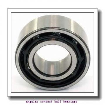 3.543 Inch | 90 Millimeter x 6.299 Inch | 160 Millimeter x 2.362 Inch | 60 Millimeter  SKF 8218  Angular Contact Ball Bearings