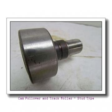 MCGILL CCFH 9/16 S  Cam Follower and Track Roller - Stud Type