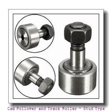MCGILL CCF 6 S  Cam Follower and Track Roller - Stud Type