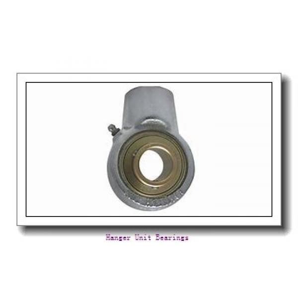 AMI MUCHPL206-20CEB  Hanger Unit Bearings #2 image