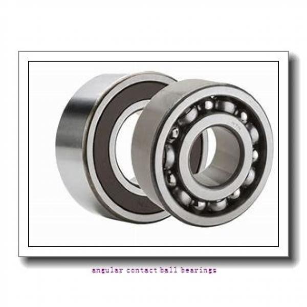2.165 Inch | 55 Millimeter x 4.724 Inch | 120 Millimeter x 1.937 Inch | 49.2 Millimeter  SKF 5311CZZG  Angular Contact Ball Bearings #1 image