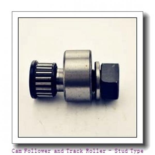 MCGILL CCF 6 S  Cam Follower and Track Roller - Stud Type #1 image