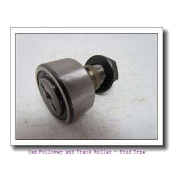 MCGILL CFH 1 1/4 S  Cam Follower and Track Roller - Stud Type #1 image